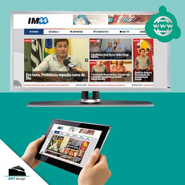 Portal de Notícias IM44
